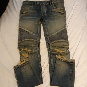 Balmain Jeans Size 28